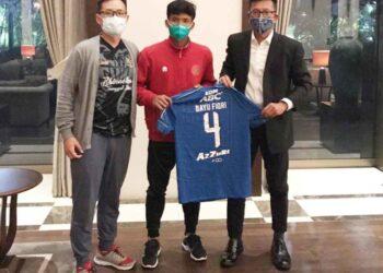 Bayu Mohamad Fiqri tak sabar debut bersama Persib
