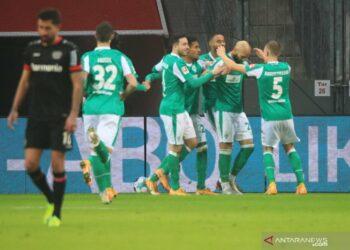 Bremen bawa pulang satu poin dari lawatan ke markas Leverkusen