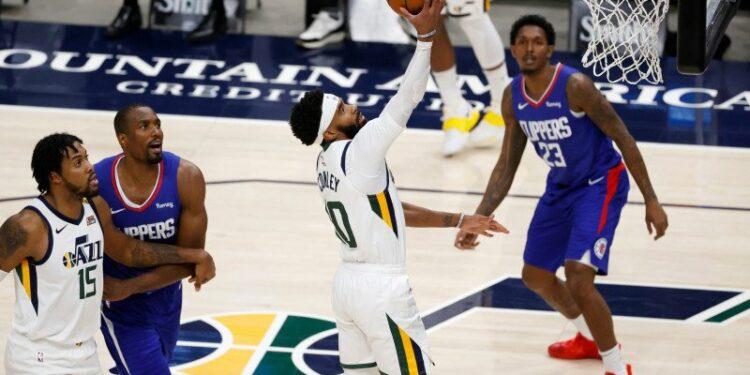 Conley cetak 33 poin untuk bawa Jazz atasi Clippers