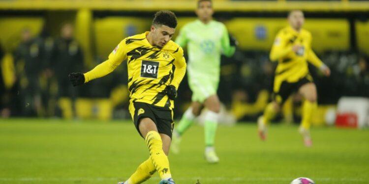 Dortmund buka 2021 dengan kemenangan 2-0 atas Wolfsburg