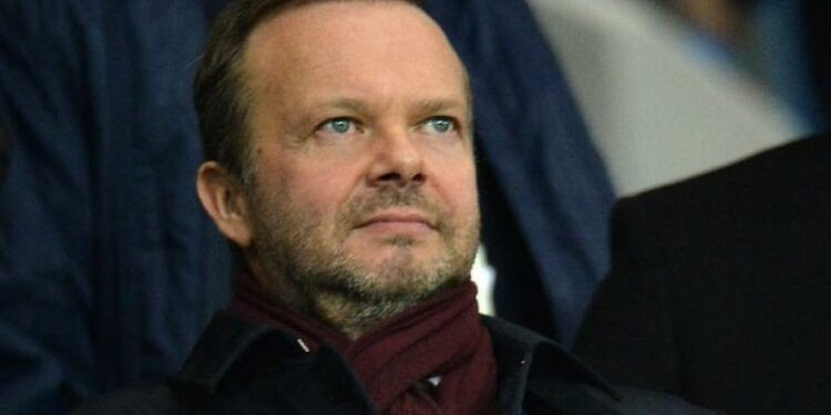 Direktur Eksekutif Manchester United (MU) Ed Woodward