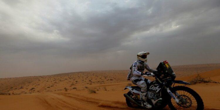 Etape 7 Dakar: Brabec raih kemenangan pertama, Cornejo pimpin klasemen