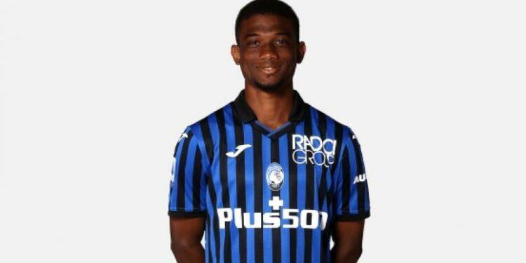 Pemain Atalanta, Amad Diallo.