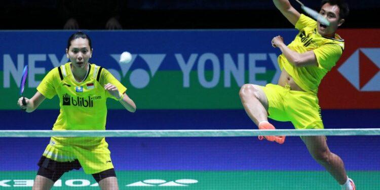 Hafiz/Gloria terhenti di babak pertama Thailand Open