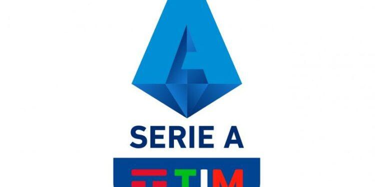Logo Serie A Liga Italia.