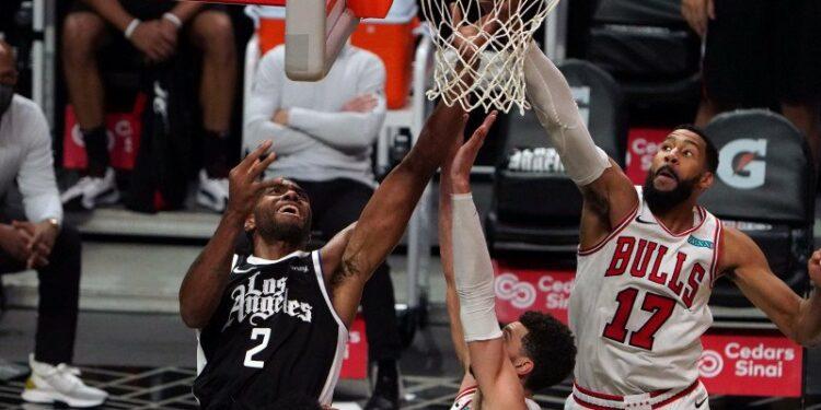 Kawhi Leonard komandoi Clippers jinakkan Bulls 130-127