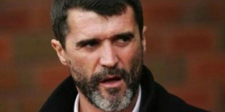 Legenda Manchester United Roy Keane