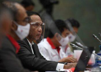 Kemenpora: PSSI ajukan 178 nama sebagai prioritas penerima vaksin