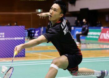 Kento Momota positif COVID-19, tim Jepang batal ke Thailand Open