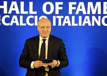 Direktur Inter Milan, Giuseppe Marotta