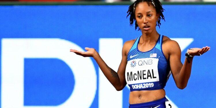 Melanggar aturan doping, peraih emas lari gawang Olimpiade diskors
