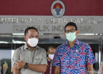 Menpora akan upayakan vaksinasi COVID-19 bagi atlet PON Papua