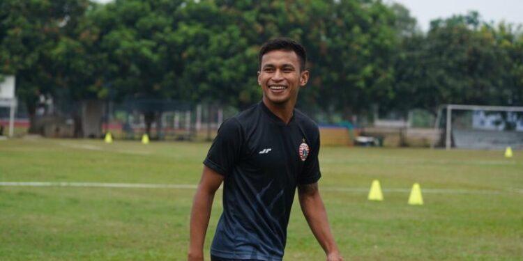 Osvaldo Haay kerasan di Persija Jakarta