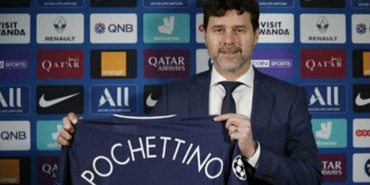 PSG umumkan Mauricio Pochettino sebagai bos baru mereka
