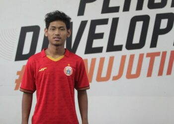 Pemain muda Persija rasakan perkembangan selama TC timnas U-19