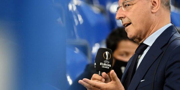 Manajer Umum Inter Milan, Giuseppe Marotta.
