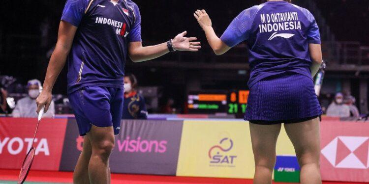 Praveen/Melati persiapkan diri hadapi perempat final Thailand Open
