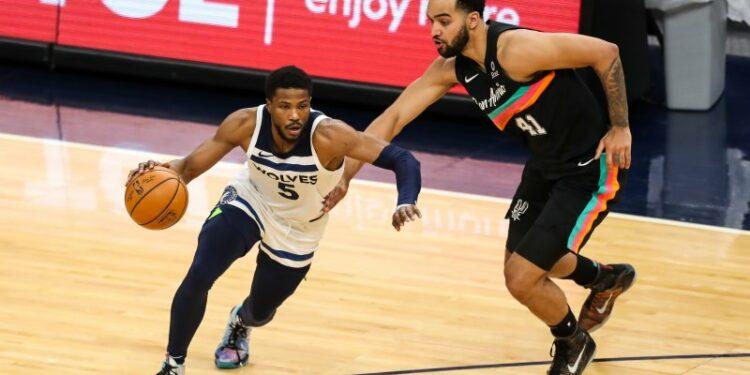 Timberwolves lewati Spurs 96-88
