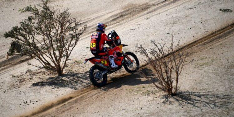 Toby Price rebut etape pertama Reli Dakar