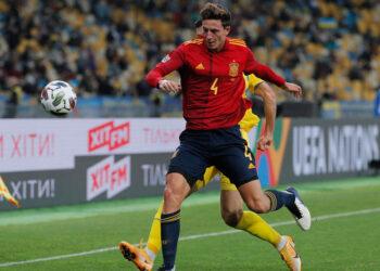 Pau Torres, Bek muda Spanyol dan Vllareal.