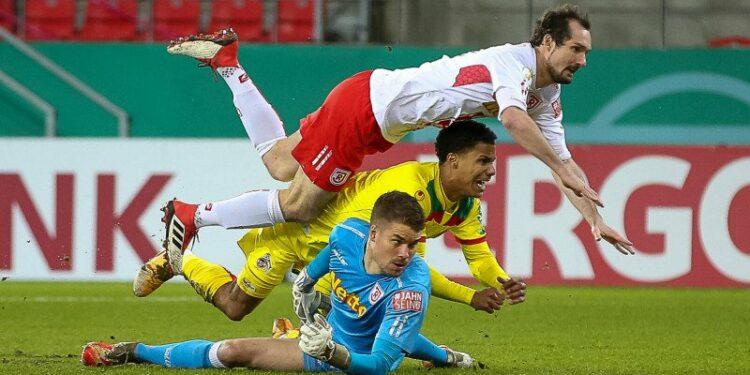 Cologne disingkirkan klub strata kedua dari Piala Jerman