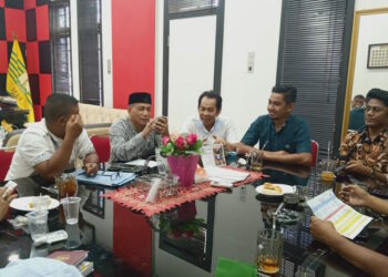 Rapat pengurus PDBI Aceh | Istimewa