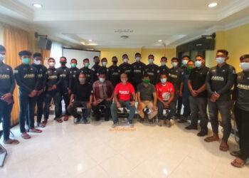 Tim Sepakbola PON Aceh | Foto MS
