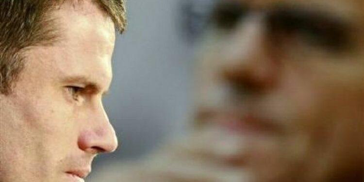Mantan pemain Liverpool, Jamie Carragher.
