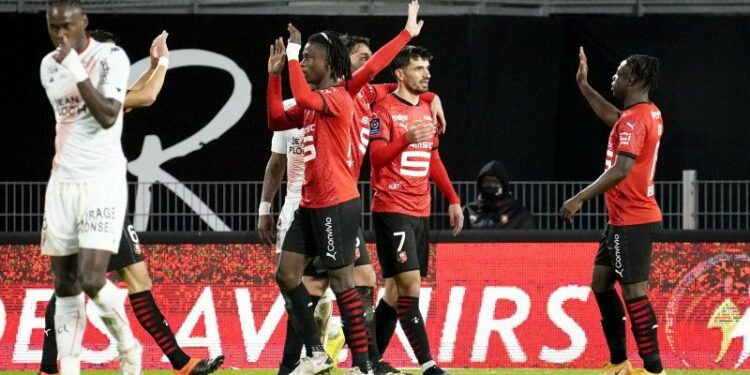 Lille kokohkan posisi puncak seusai petik tiga poin dari Bordeaux