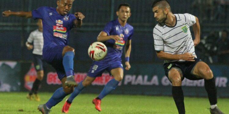 Lima pemain Arema FC dipanggil masuk timnas