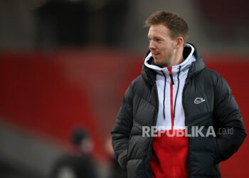 Julian Nagelsmann, Pelatih Kepala RB Leipzig