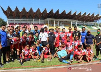 PSSI Aceh asked for the registration of PON football players to be extended