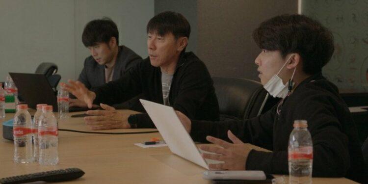 PSSI: asisten Shin Tae-yong minta maaf atas unggahan medsos