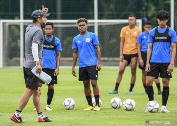 Penyerang Arema FC bekerja keras demi tampil di SEA Games