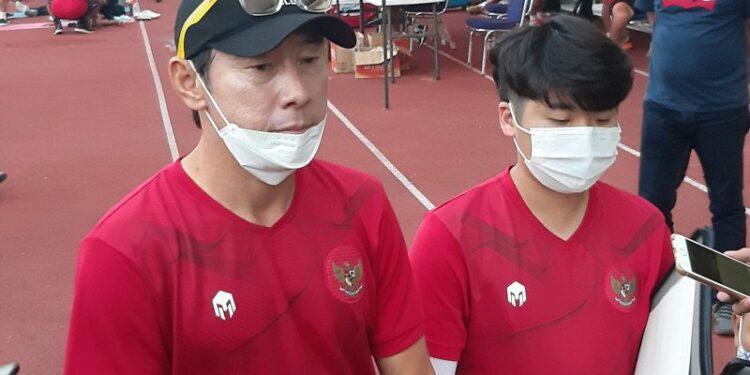 Shin Tae-yong panggil 36 pemain TC persiapan SEA Games 2021
