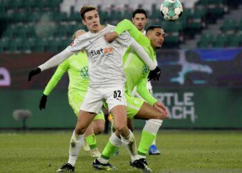 Wolfsburg gagal ke posisi ketiga setelah diimbangi Gladbach