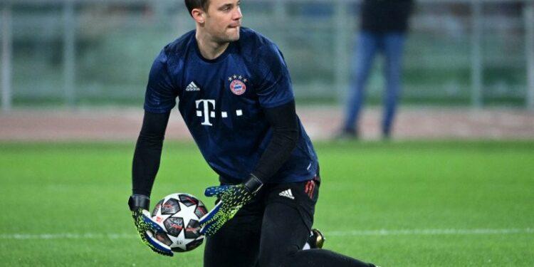 Bayern nantikan Neuer dan Coman bugar untuk hadapi Lazio