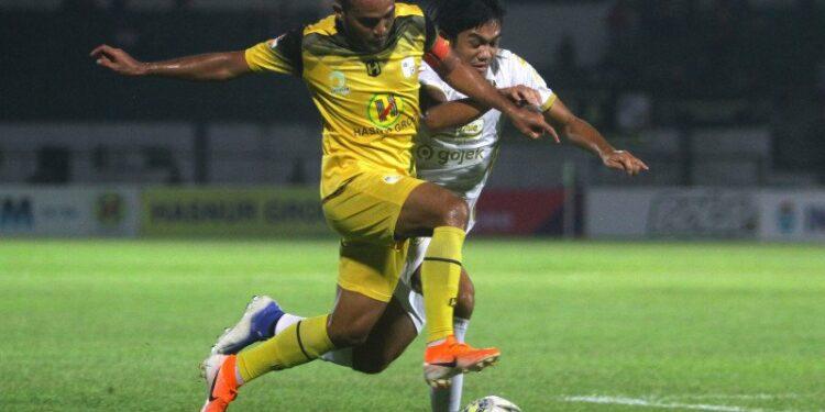 Bayu Pradana dan Rizky Pora terancam absen lawan Arema FC