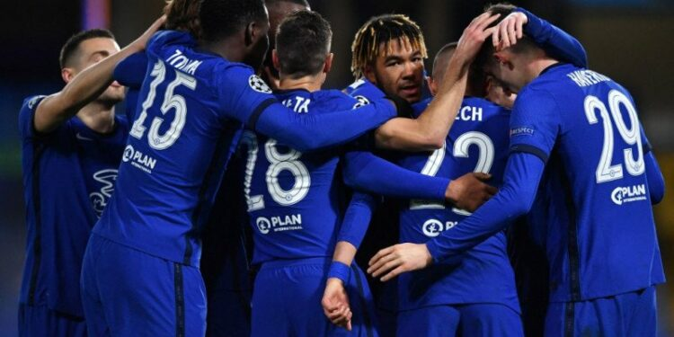 Chelsea susul Liverpool dan City ke perempat final Liga Champions