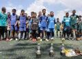 Para juara Hananan Cup U-12 | Foto Instagram panitia