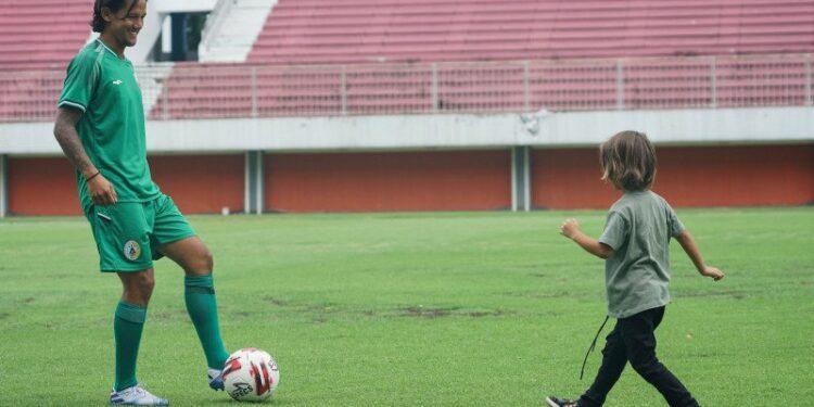 Irfan Bachdim optimistis hadapi Piala Menpora meski persiapan singkat