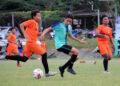 Duel Jong Aceh vs Talenta U-15