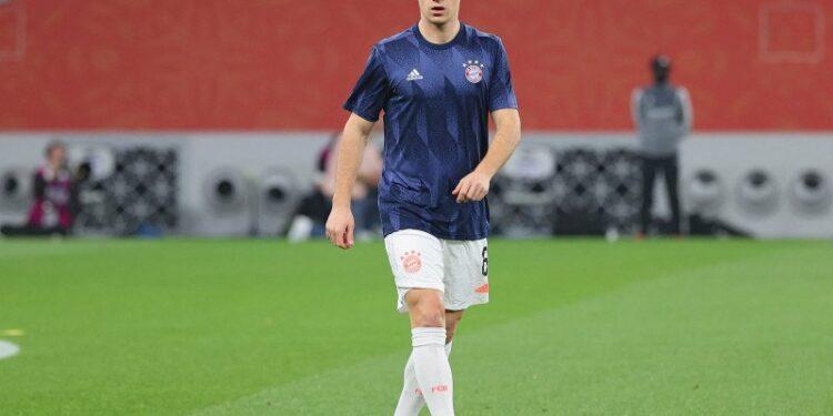 Joshua Kimmich idolakan Xavi serta ingin main bareng CR7 dan Messi