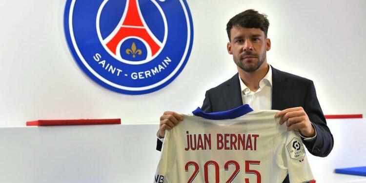 Juan Bernat   Twitter