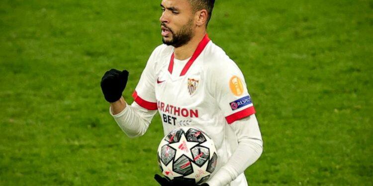 Striker Sevilla, Youssef En-Nesyri.