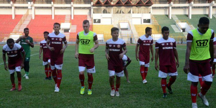 Latihan perdana Persiraja hanya dihadiri 10 pemain