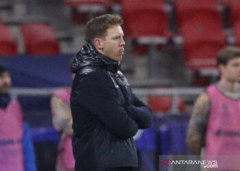 Leipzig diminta tak ulangi kesalahan di leg kedua lawan Liverpool