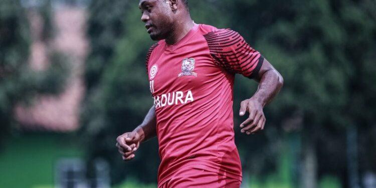 Madura United pastikan David Laly tampil lawan Persela