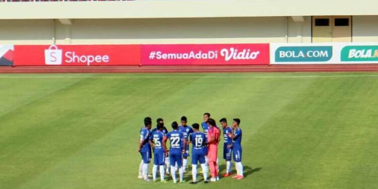 PSIS ingin tampil cantik saat hadapi Arema di Piala Menpora 2021