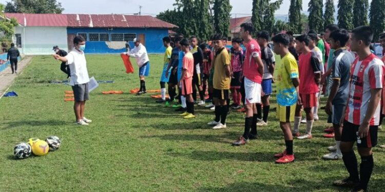 PSSI Padang gelar seleksi pemain proyeksi Timnas U-16 dan U-19